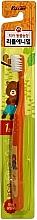 """Духи, Парфюмерия, косметика Зубная щетка мягкая для детей от 0 до 3 лет для самостоятельной чистки и с родителями """"Kizcare"""" - Mukunghwa Kizcare"""