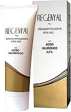 Духи, Парфюмерия, косметика Биоревитализирующий крем для лица с гиалуроновой кислотой 0.2% - Regenyal