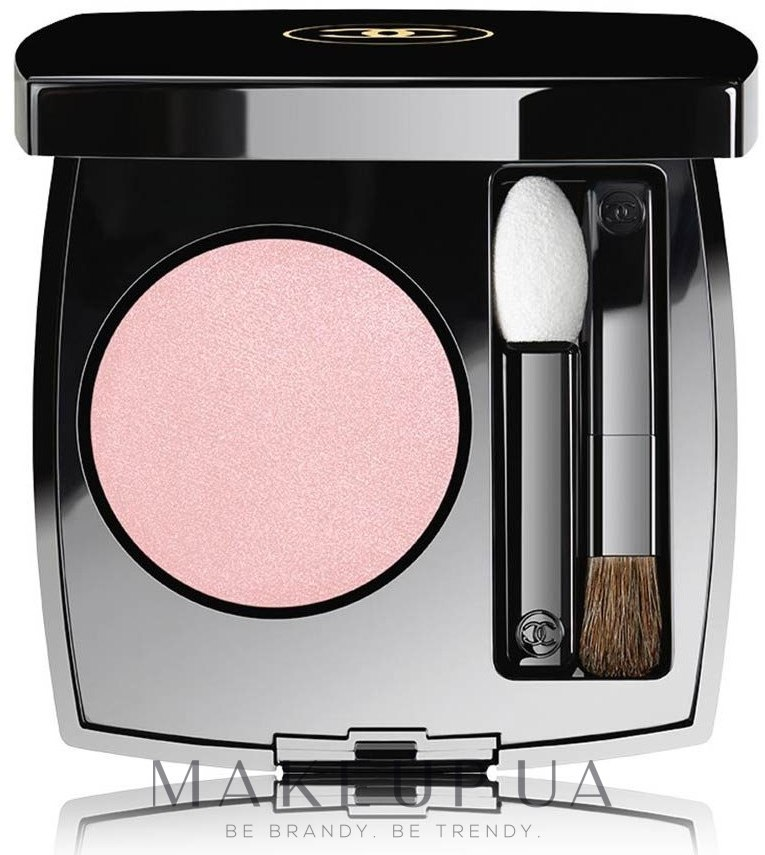 Стойкие пудровые тени для век - Chanel Ombre Premiere Longwear Powder Eyeshadow — фото 12 - Rose Synthetique