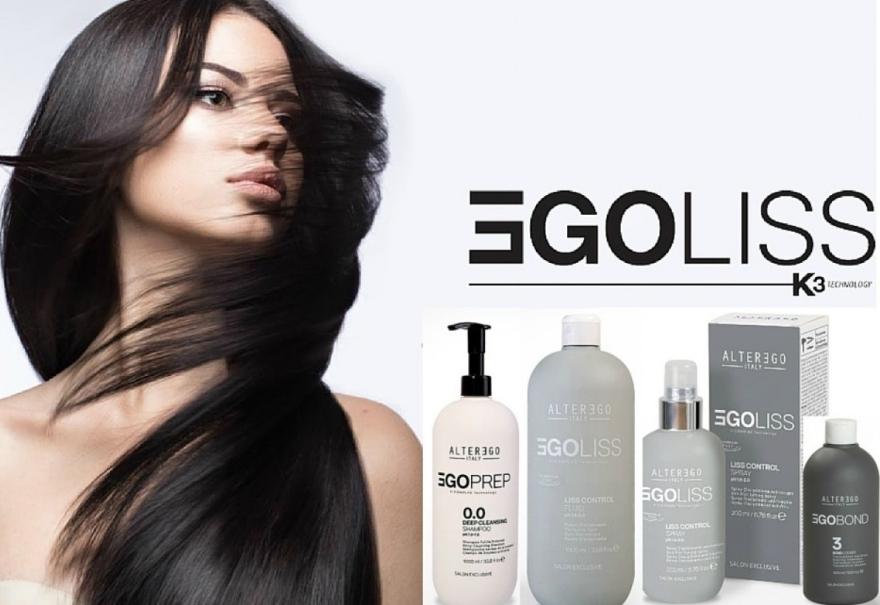 Разглаживающий защитный термоактивный спрей - Alter Ego Egoliss Liss Control Spray