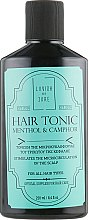 Духи, Парфюмерия, косметика Тоник с ментолом для ухода за волосами для мужчин - Lavish Care Hair Tonic Menthol And Camphor