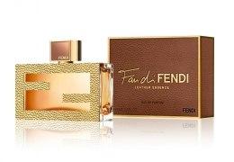 Духи, Парфюмерия, косметика Fendi Fan di Fendi Leather Essence - Парфюмированная вода