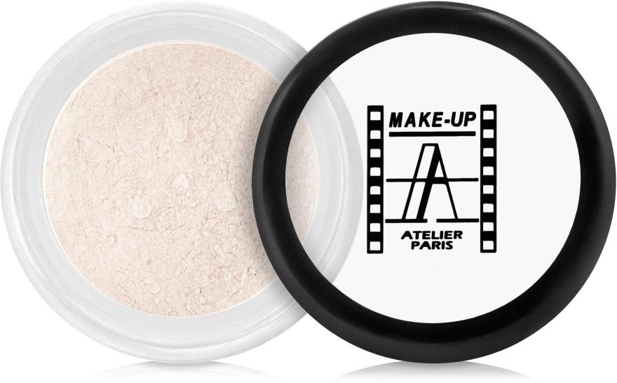 Пудра минеральная рассыпчатая - Make-Up Atelier Paris Loose Powder (мини)