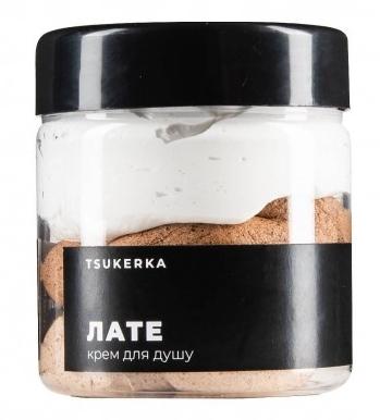 "Крем для душа ""Латте"" - Tsukerka Shower Cream"