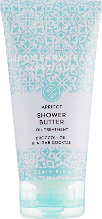 """Масло для душа """"Тайны Средиземноморья"""" - Mades Cosmetics Mediterranean Mystique Shower Butter"""