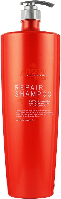 "Шампунь для волос ""Восстанавливающий"" - Angel Professional Paris Expert Hair Repair Shampoo"