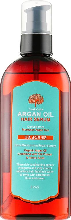 Сыворотка для волос с аргановым маслом - Char Char Argan Oil Hair Serum