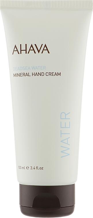 Минеральный крем для рук - Ahava Deadsea Water Mineral Hand Cream
