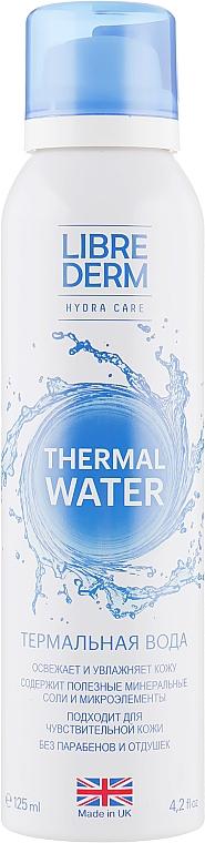 """Термальная вода """"Освежение и увлажнение"""" - Librederm"""