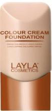 Духи, Парфюмерия, косметика Тональная основа - Layla Cosmetics Color Cream Foundation