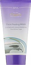 Духи, Парфюмерия, косметика Маска-пилинг для лица - Mon Platin DSM Face Peeling Mask