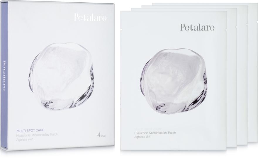Набор нано-патчей для лица - Petalare Multy Spot