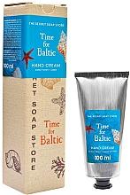 "Духи, Парфюмерия, косметика Крем для рук ""Время для Балтики"" - The Secret Soap Store Time For Baltic Hand Cream"