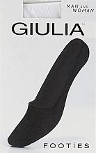 "Духи, Парфюмерия, косметика Следки ""Footies"", белые - Giulia"