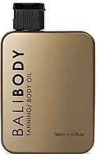 Духи, Парфюмерия, косметика Универсальное масло для усиления загара с кокосом - Bali Body Tanning Body Oil