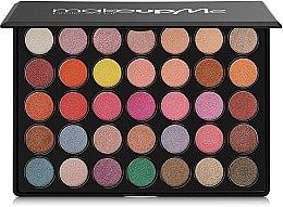 Духи, Парфюмерия, косметика Профессиональная палитра теней 35 цветов, E35 - Make Up Me