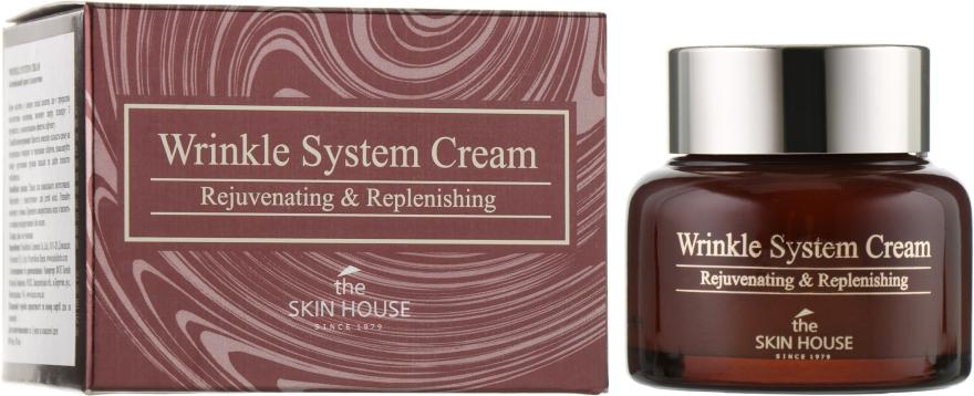 Антивозрастной крем с коллагеном - The Skin House Wrinkle System Cream