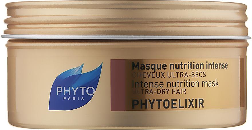 """Маска для волос """"Интенсивное питание"""" - Phyto Phytoelixir Mask Nutrition Intense"""