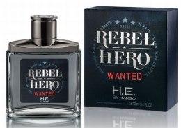 Духи, Парфюмерия, косметика Mango Rebel Hero Wanted - Туалетная вода