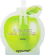 """Духи, Парфюмерия, косметика Крем-антисептик для рук """"Яблоко"""" - Ayoume Perfumed Hand Clean Gel Apple"""