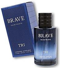 Духи, Парфюмерия, косметика TRI Fragrances Brave - Туалетная вода