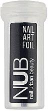 Духи, Парфюмерия, косметика Фольга для дизайна ногтей - NUB Nail Art Foil