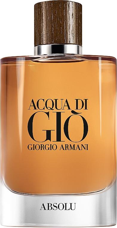 Giorgio Armani Acqua di Gio Absolu - Парфюмированная вода