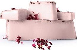Духи, Парфюмерия, косметика Натуральное мыло ручной работы «Дамасская роза», глицериновое - E-Fiore Natural Soap Damask Rose