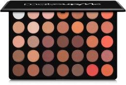 Духи, Парфюмерия, косметика Профессиональная палитра теней 35 цветов, M35-1 - Make Up Me