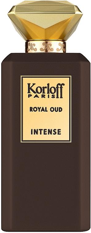 Korloff Paris Royal Oud Intense - Духи