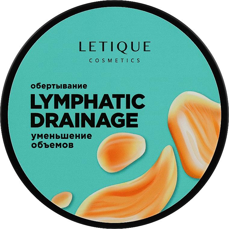 """Обертывание """"Уменьшение обьемов"""" - Letique Cosmetics Lymphatic Drainage"""