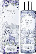 Духи, Парфюмерия, косметика Woods of Windsor Lavender - Гель для душа