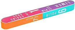 Духи, Парфюмерия, косметика Баф для ногтей - Tools For Beauty 7-way Nail Buffer Block