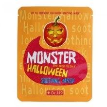 Духи, Парфюмерия, косметика Успокаивающая маска для лица - Baviphat Dr.119 Monster Halloween Soothing Mask