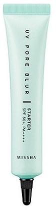 Праймер для маскировки расширенных пор - Missha UV Pore Blur Starter SPF50+/PA++++