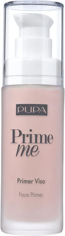 Праймер для совершенства кожи лица - Pupa Prime Me Perfecting Face Primer