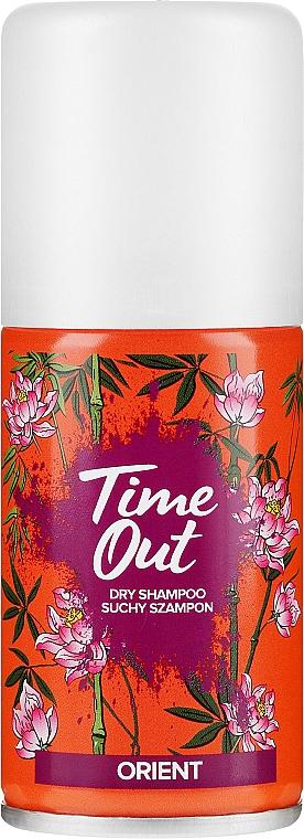 Сухой шампунь для волос - Time Out Dry Shampoo Orient