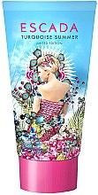 Духи, Парфюмерия, косметика Escada Turquoise Summer - Лосьон для тела