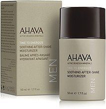 Парфумерія, косметика Зволожуючий крем після гоління - Ahava Time To Energize Soothing After-Shave Moisturizer
