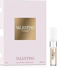 Духи, Парфюмерия, косметика Valentino Donna - Парфюмированная вода (пробник)