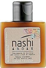 Дорожный набор - Nashi Argan (shm/30ml + cond/30ml + oil/5ml) — фото N4