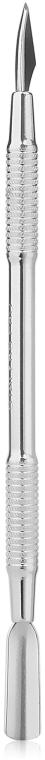 Лопатка маникюрная, PE-10/2, скругленный пушер+топорик - Staleks Pro Expert 10 Type 2