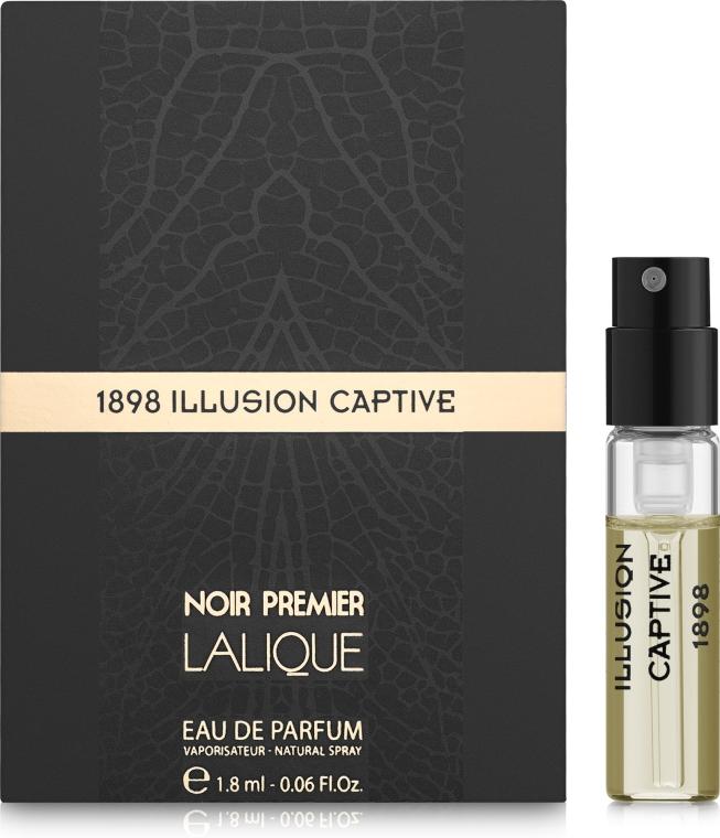 Lalique Illusion Captive - Парфюмированная вода (пробник)