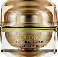 Духи, Парфюмерия, косметика Крем для кожи вокруг глаз - Gordbos Golden Power Eye Cream