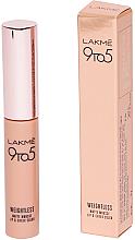 Духи, Парфюмерия, косметика Жидкая помада для губ - Lakme India 9 To 5 Weightless Mousse Lip & Cheek Color