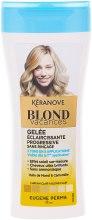 Гель для освітлення волосся  - Eugene Parma Keranove Laboratoires Blond Vacances Gelee Eclaircissante Progressive — фото N1