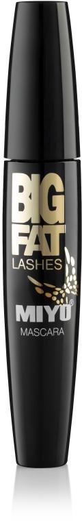 Тушь для ресниц - Miyo Big Fat Lashes