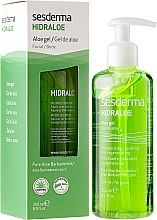 Алоэ-гель для лица и тела - SesDerma Laboratories Hidraloe Aloe Gel — фото N1