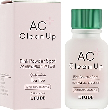 Духи, Парфюмерия, косметика Точечное средство для борьбы с акне - Etude House AC Clean Up Pink Powder Spot
