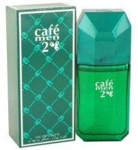 Духи, Парфюмерия, косметика Cafe Parfums Cafe Men 2 - Туалетная вода (тестер без крышечки)